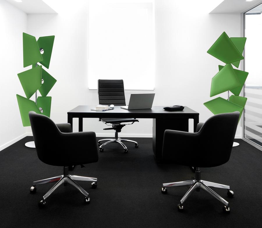 Bürotrennwand Mobile Trennwand Büro Trennwand Büro mit Schallschutz - Büro Schallschutz Decke