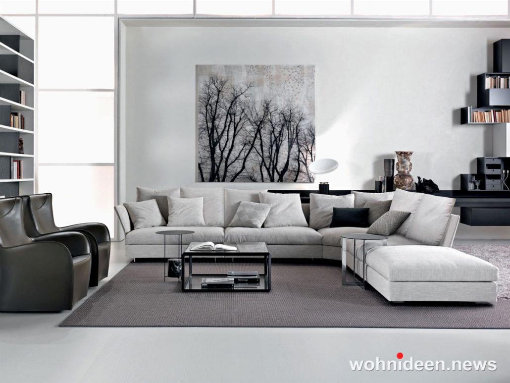 Die besten Wohntipps und Einrichtungsideen fürs Wohnzimmer 1030x773 - Wohnzimmer Ideen