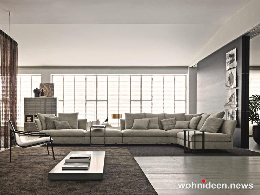 Die neuesten Wohnideen für das moderne Wohnzimmer Ideen zum Wohnen 1030x773 - Wohnzimmer Ideen