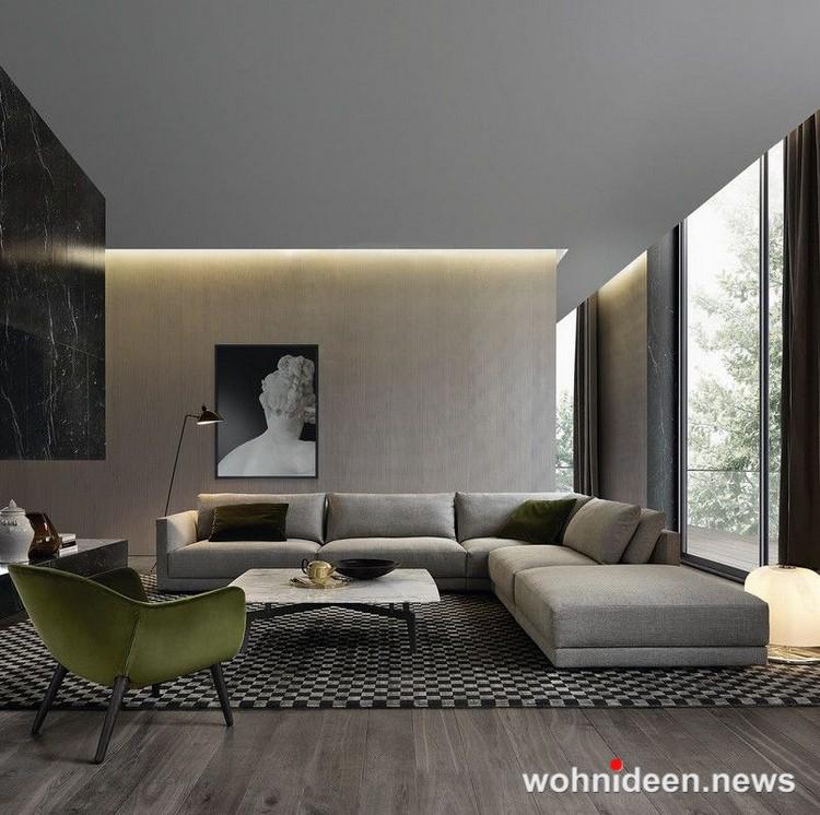 Einrichtungsbeispiele für Wohnzimmer Ideen - Wohnzimmer Ideen