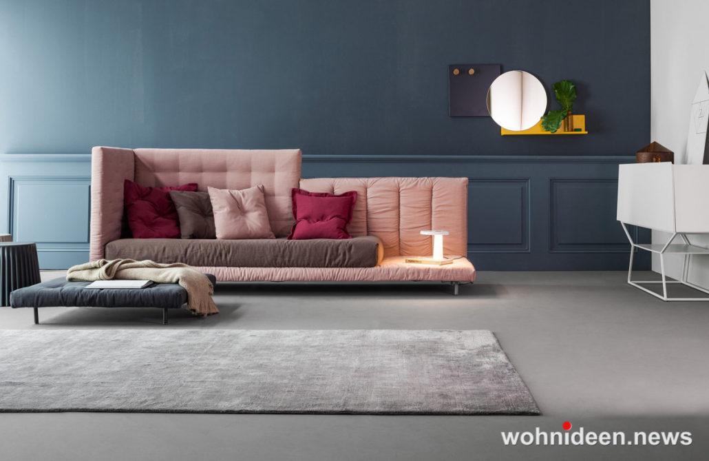 Luxus Wohnzimmer – Wohnzimmermöbel entdecken Einrichtungsideen 1030x669 - Wohnzimmer Ideen