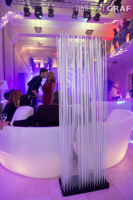 Mobile Raumteiler als Sichtschutz für die Lounge - Raumteiler