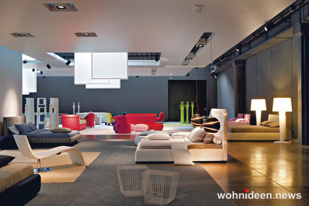 Modernes Wohnzimmer gestalten 87 Wohnideen Bilder Deko und Farbideen Wohnzimmer 1030x687 - Wohnzimmer Ideen
