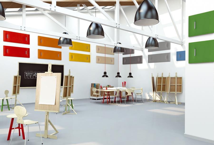 Büro Schallschutz Decke - Wohnideen & Einrichtungsideen