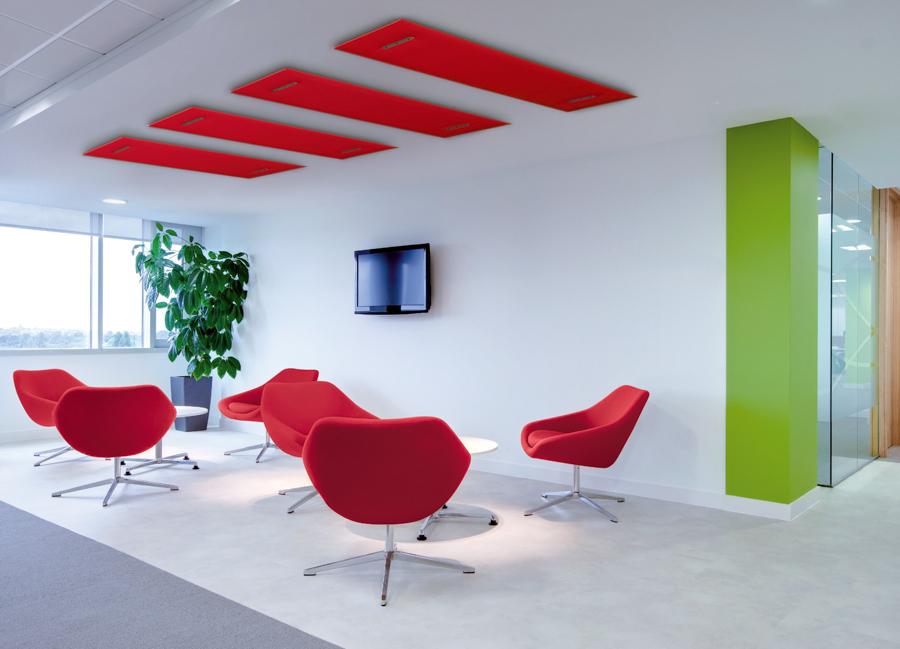 Trennwände und Raumteiler günstig kaufen Trennwände Raumteiler - Büro Schallschutz Decke