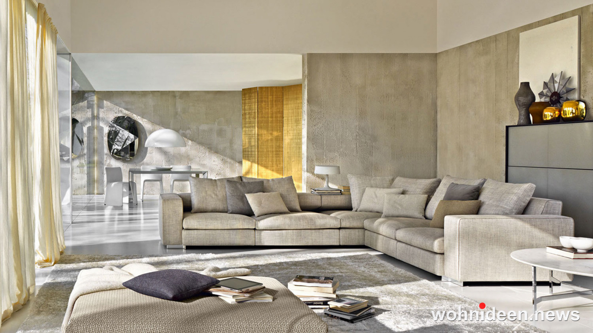 Designer Wohnzimmer Einrichtung – vitaplaza.info