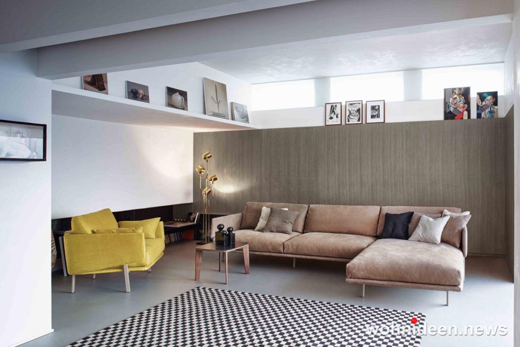 Wohnzimmer modern einrichten Tipps für Möbel und Planung 1030x687 - Wohnzimmer Ideen