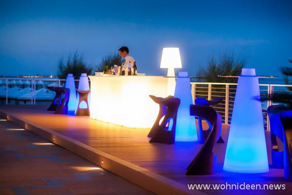 loungemöbel terrasse - Loungemöbel Beleuchtet