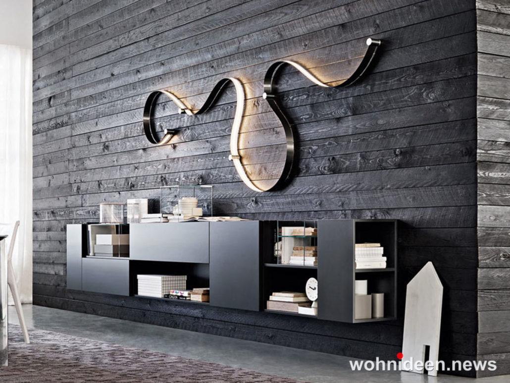 wandgestaltung wohnzimmer dunkelgrau antrazith 1030x773 - Home