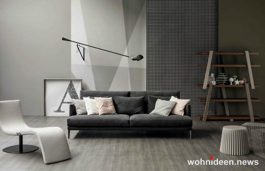 wohnzimmer designideen mit farben einrichten 1030x666 - Wohnzimmer Ideen