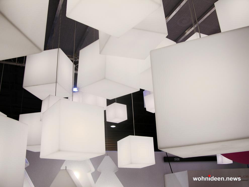 CUBO Leuchtwürfel - CUBO Leuchtwürfel | Sitzwürfel beleuchtet