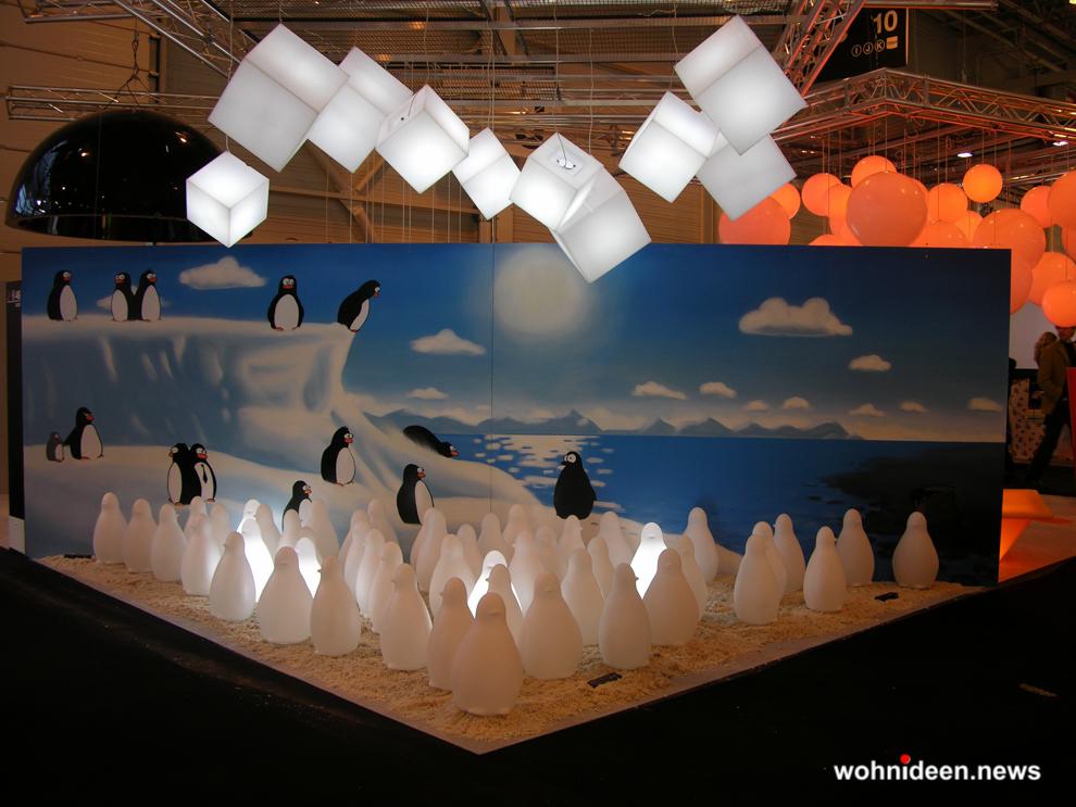 Design Lampe Cube - CUBO Leuchtwürfel | Sitzwürfel beleuchtet