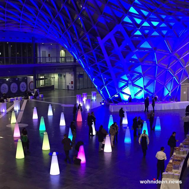 Designleuchten für außen kaufen - CUBO Leuchtwürfel | Sitzwürfel beleuchtet