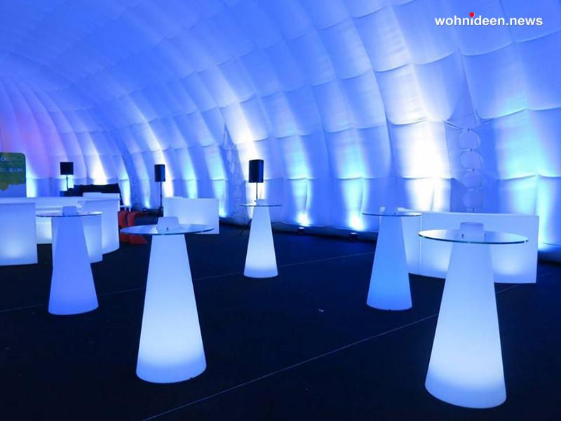 Graf News LED Möbel beleuchtete Möbel Leuchtmöbel - LED Möbel + Beleuchtete Möbel + Leuchtmöbel Shop