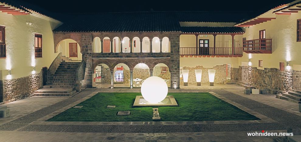 Led Leuchtkugel für die Terrasse - Kugelleuchte & Kugellampe