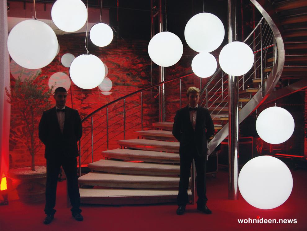 Leuchtkugeln Slide slide globo pendelleuchten - Kugelleuchte & Kugellampe