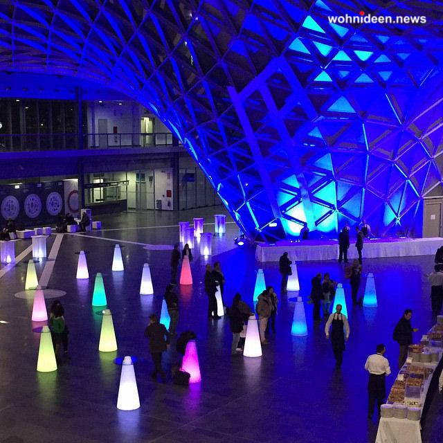 Leuchtmöbel Gastronomieeinrichtung Gewerbemöbel - LED Möbel + Beleuchtete Möbel + Leuchtmöbel Shop