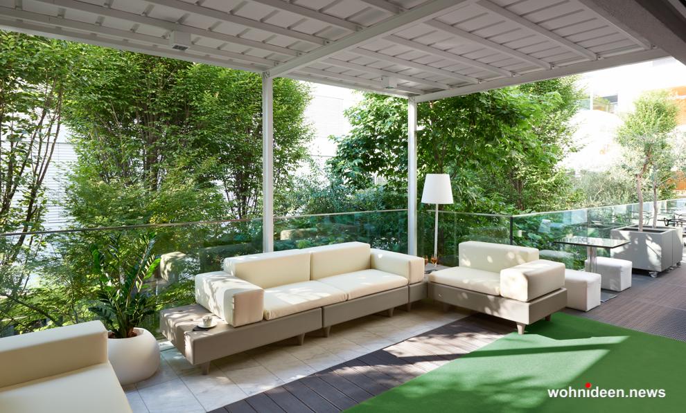 Loungemöbel Möbelvermietung sofa happylife 1 - Gartenmöbel, Balkonmöbel & Terrassenmöbel