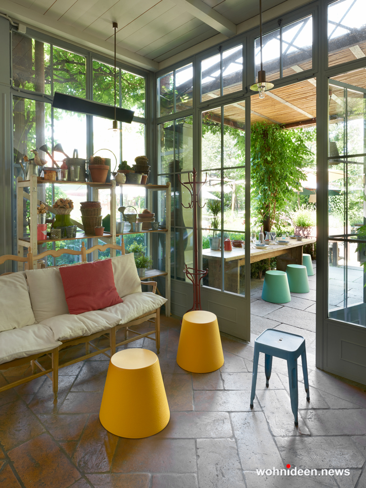 Loungemöbel Möbelvermietung stool ali baba 1 - Wetterfeste Gartenmöbel & Wetterfeste Terrassenmöbel