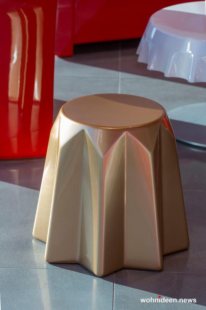 Loungemöbel Möbelvermietung stool pandoro 3 - Wetterfeste Gartenmöbel & Wetterfeste Terrassenmöbel