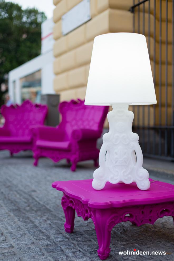 Loungemöbel Möbelvermietung table lamp lady of love 6 - Wetterfeste Gartenmöbel & Wetterfeste Terrassenmöbel