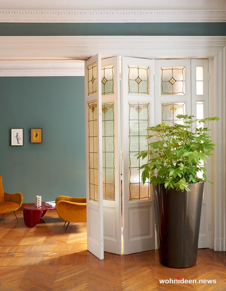 Originelle Pflanztöpfe - Ausgefallene Blumentöpfe und Vasen für draußen