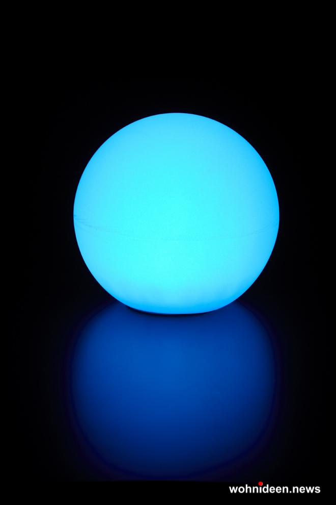 SLIDE GLOBO RGBW LED - Kugelleuchte & Kugellampe