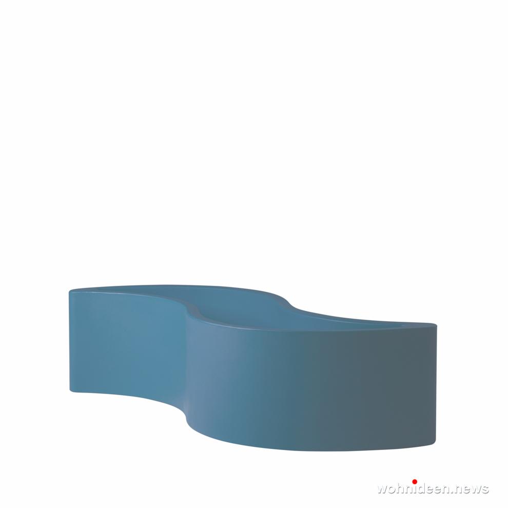 blaue große vasen für draußen - Ausgefallene Blumentöpfe und Vasen für draußen