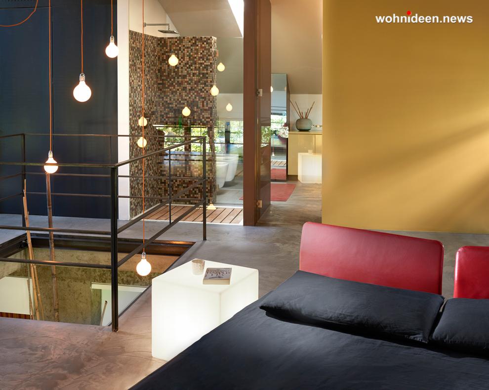 floor lamp cubo 4 leuchtmöbel - Leuchtwürfel Sitzwürfel Hocker beleuchtet