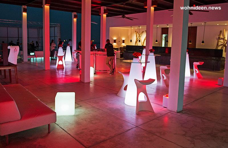 leuchtwürfel Leuchtmöbel - LED Möbel + Beleuchtete Möbel + Leuchtmöbel Shop
