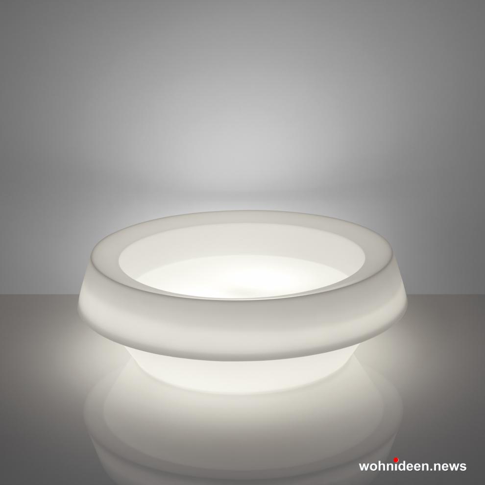 loungemöbel beleuchtet Gio Piatto Lighting Light White Sfondo - Loungemöbel Outdoor Wetterfest
