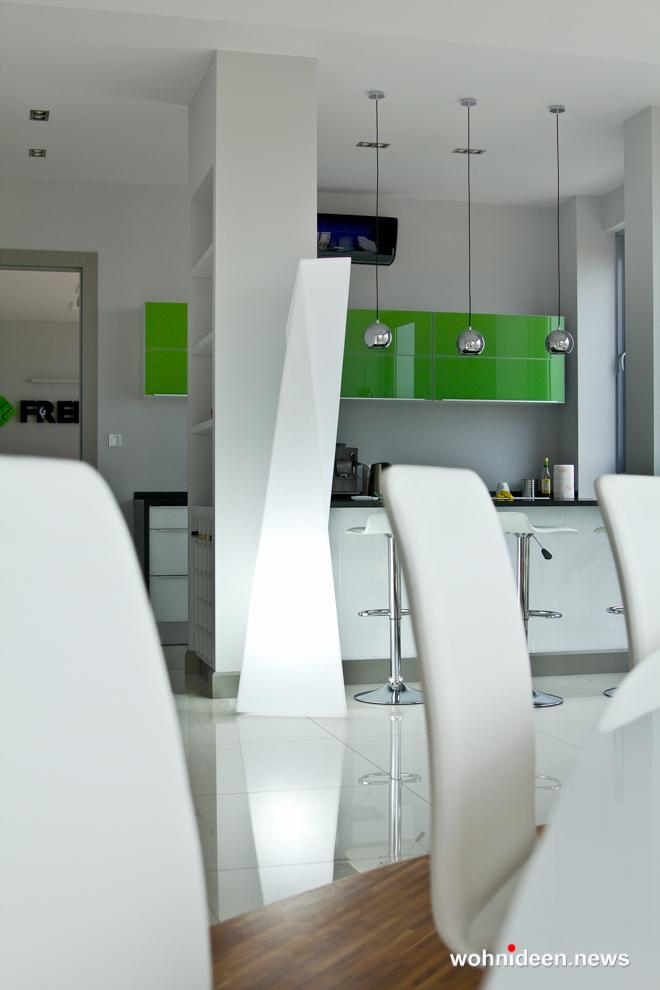 loungemöbel beleuchtet floor lamp manhattan 3 - Loungemöbel Outdoor Wetterfest