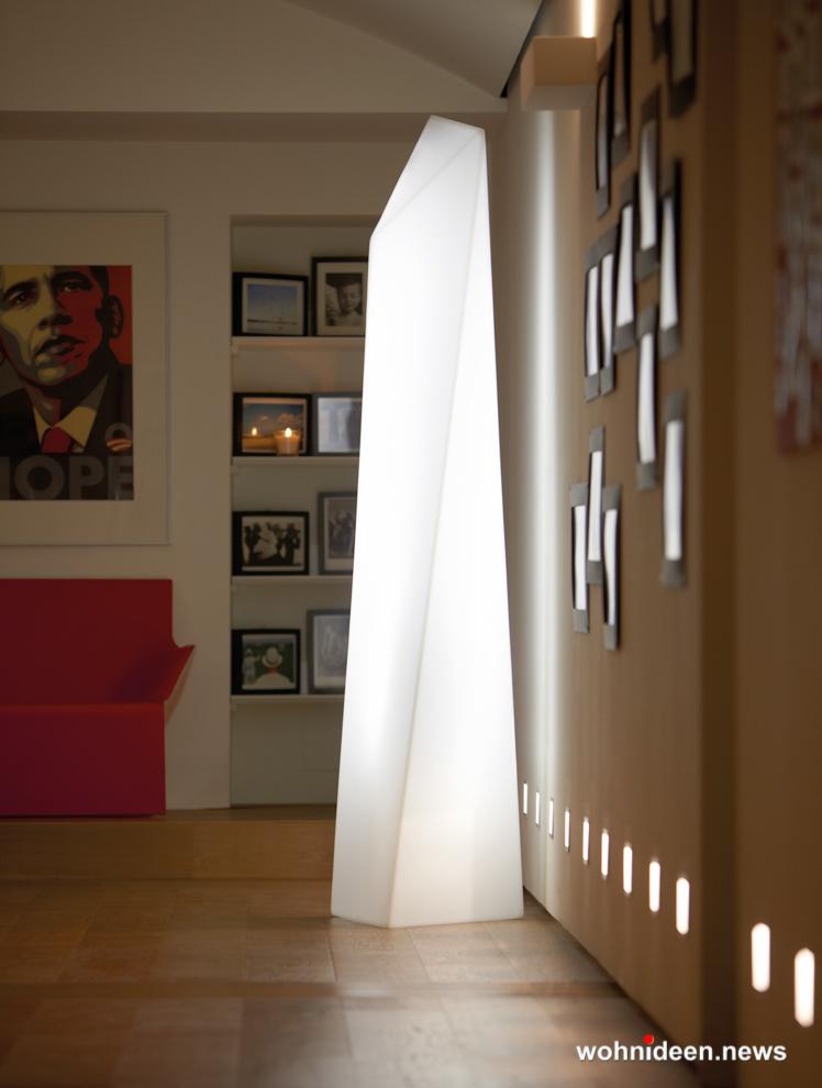 loungemöbel beleuchtet floor lamp manhattan 4 - Loungemöbel Outdoor Wetterfest