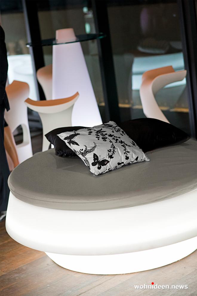 loungemöbel beleuchtet gio pouf 10 - Hochwertige beleuchtete Outdoor Loungemöbel