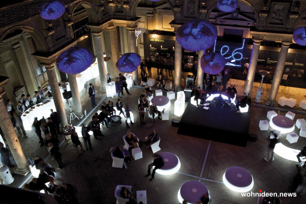 loungemöbel beleuchtet gio pouf 7 - Hochwertige beleuchtete Outdoor Loungemöbel