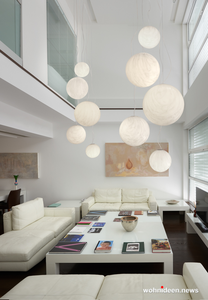 loungemöbel beleuchtet hanging lamp mineral - Hochwertige beleuchtete Outdoor Loungemöbel