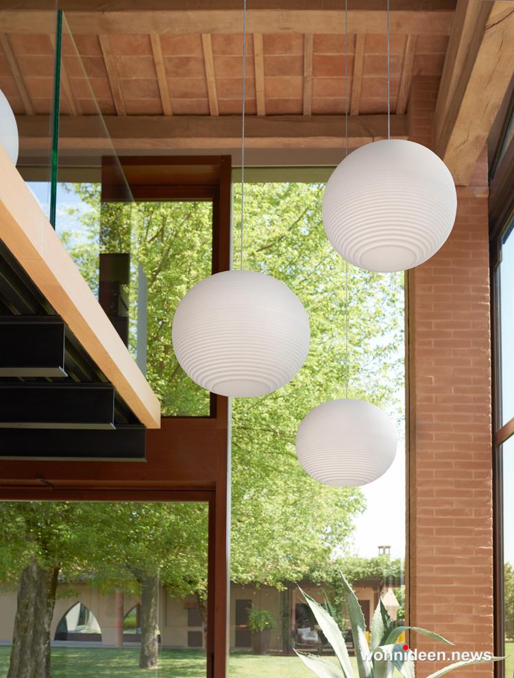 loungemöbel beleuchtet hanging lamp molly 1 - Hochwertige beleuchtete Outdoor Loungemöbel