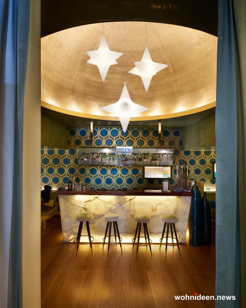 loungemöbel beleuchtet hanging lamp sirio 1 - Hochwertige beleuchtete Outdoor Loungemöbel