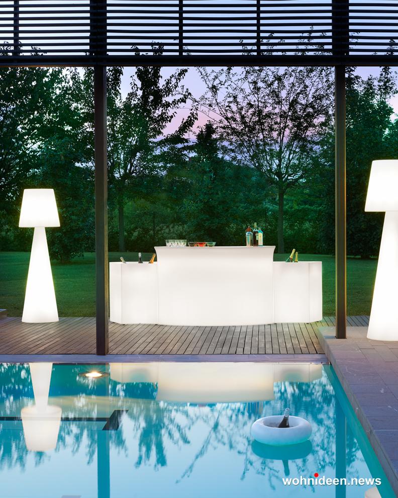loungemöbel beleuchtet icerack ice bar 2 - Hochwertige beleuchtete Outdoor Loungemöbel