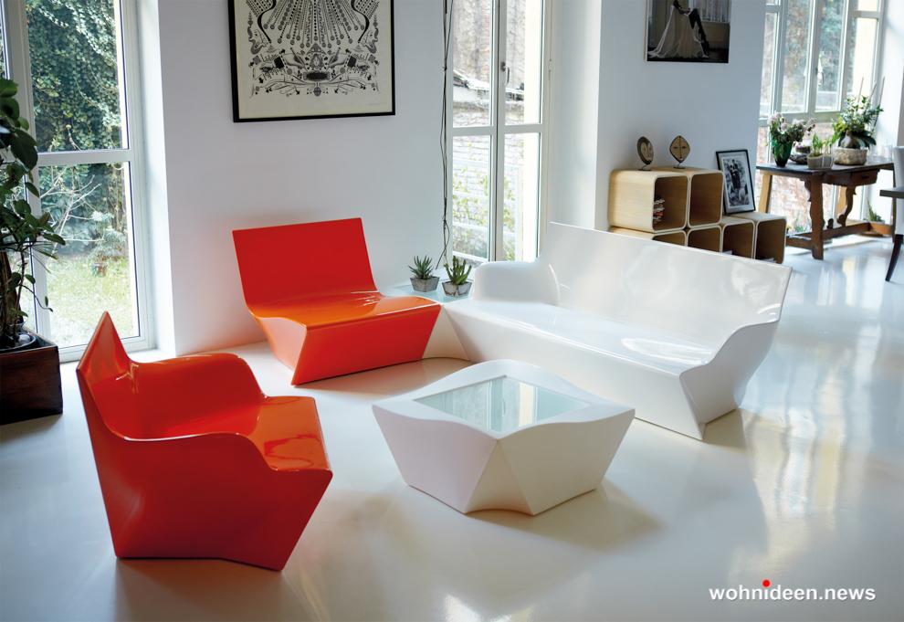 loungemöbel beleuchtet low chair kami ichi 4 - Hochwertige beleuchtete Outdoor Loungemöbel