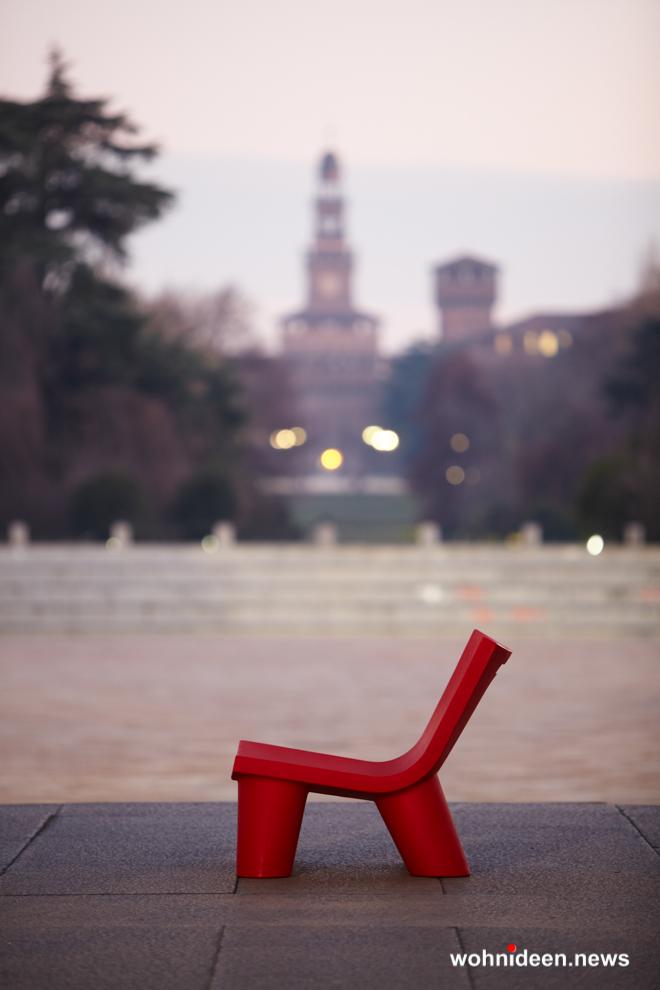 loungemöbel beleuchtet low chair lita 6 - Hochwertige beleuchtete Outdoor Loungemöbel