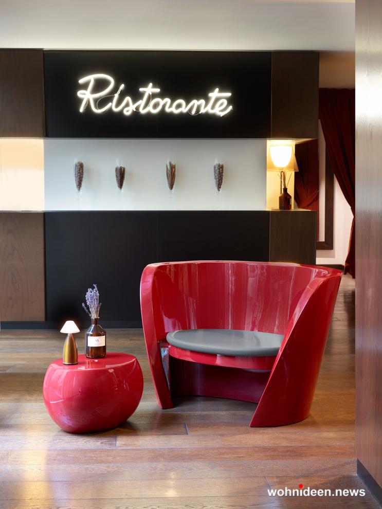 loungemöbel gartenmöbel blos low table 2 - Hochwertige beleuchtete Outdoor Loungemöbel
