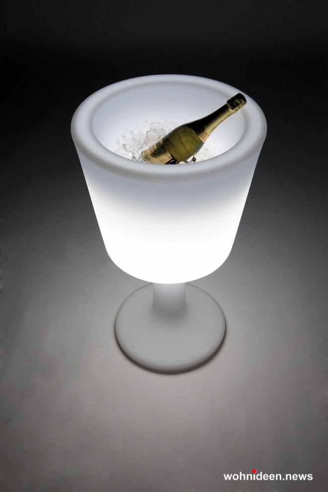 loungemöbel gartenmöbel bottle rack light drink 4 - LED Möbel, beleuchtete Möbel, Leuchtmöbel