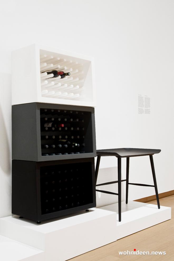 loungemöbel gartenmöbel bottlerack bachus 1 - LED Möbel, beleuchtete Möbel, Leuchtmöbel