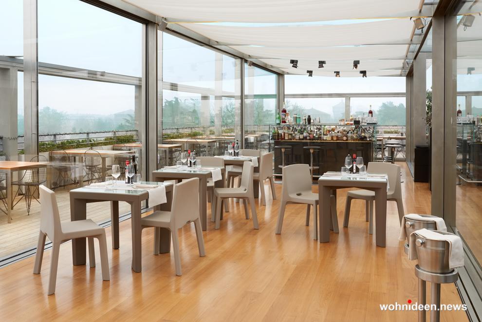 loungemöbel gartenmöbel chair q4 2 - LED Möbel, beleuchtete Möbel, Leuchtmöbel