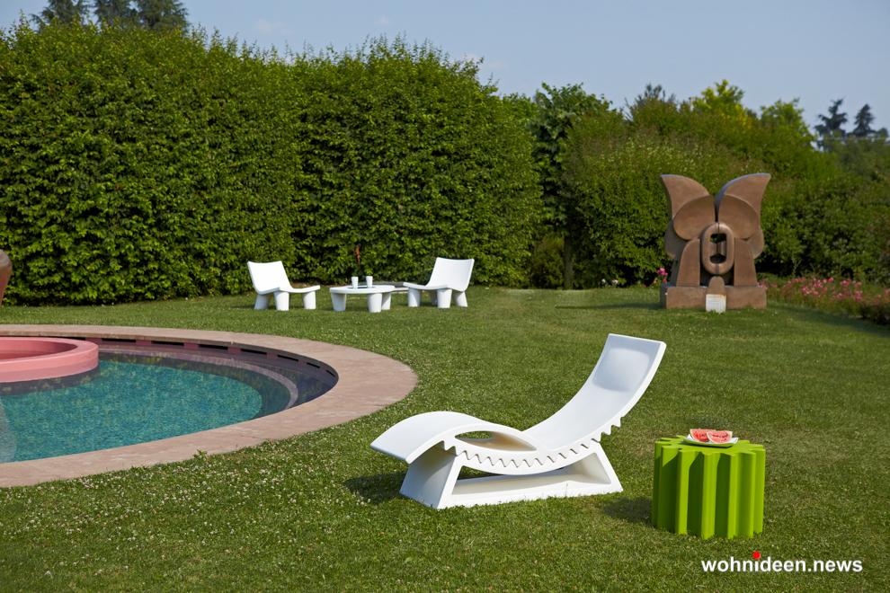 loungemöbel gartenmöbel chaiselongue tic tac 1 - Gartenmöbel, Balkonmöbel & Terrassenmöbel