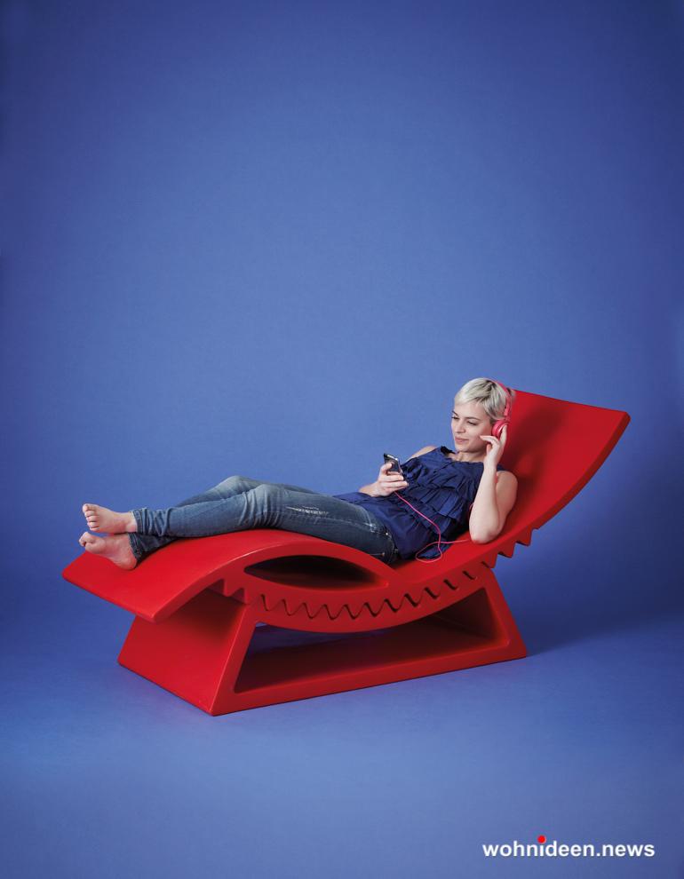 loungemöbel gartenmöbel chaiselongue tic tac 2 - Gartenmöbel, Balkonmöbel & Terrassenmöbel