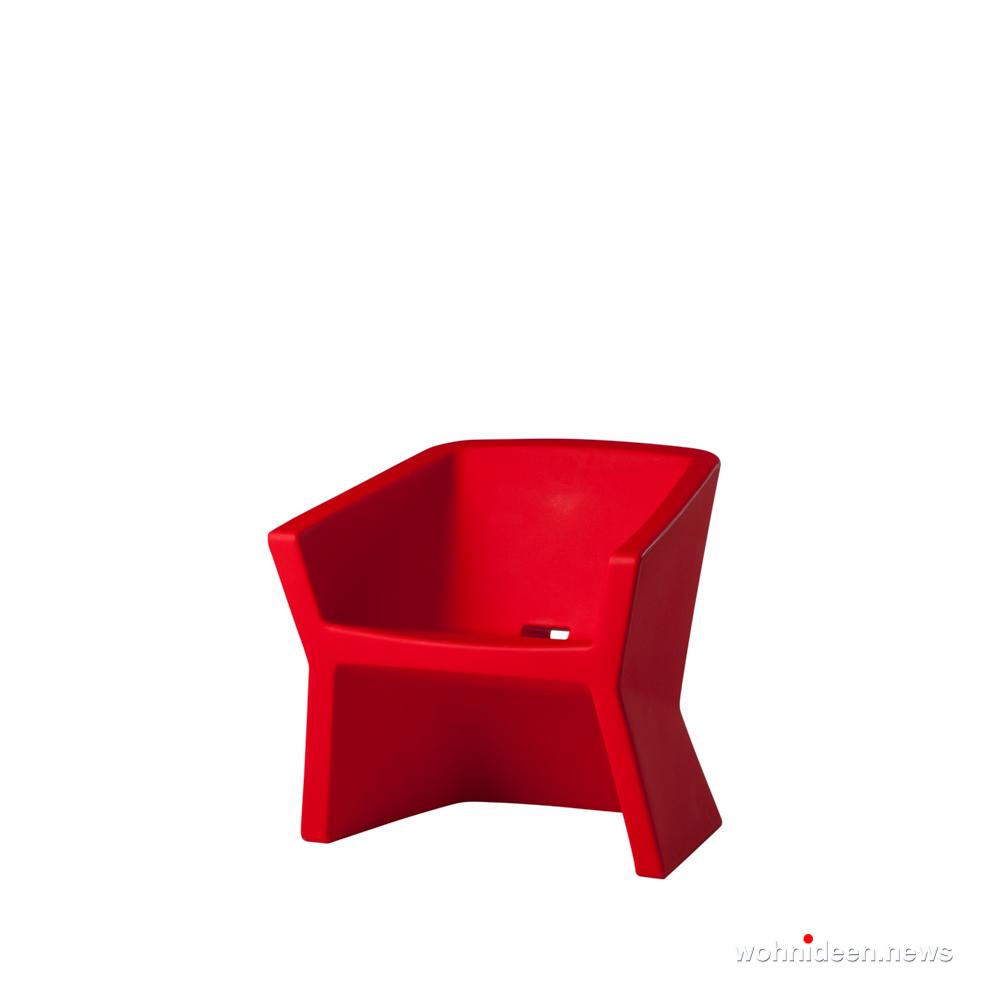 loungemöbel gartenmöbel exofa flame red prosp - Gartenmöbel, Balkonmöbel & Terrassenmöbel