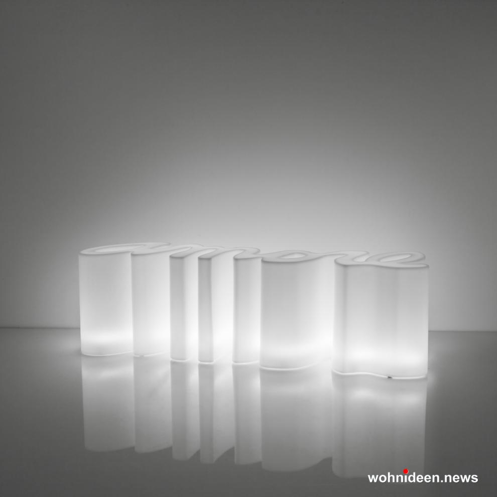 loungemöbel outdoor amore lighting light white sfondo - Beleuchtete Loungemöbel & Beleuchtete Outdoor Möbel