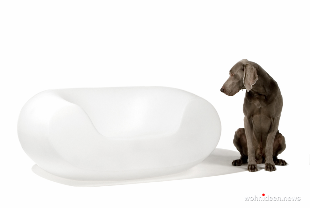 loungemöbel outdoor armchair chubby 3 - Beleuchtete Loungemöbel & Beleuchtete Outdoor Möbel